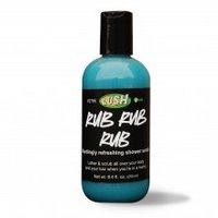 Lush Gel de dus exfoliant Rub Rub Rub
