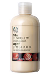 Crema de dus cu unt de shea The Body Shop